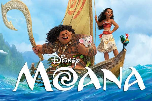 Moana merupakan tokoh utama Disney paling realistis