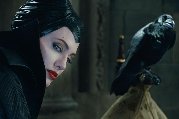 Salah satu scene dalam film Maleficents