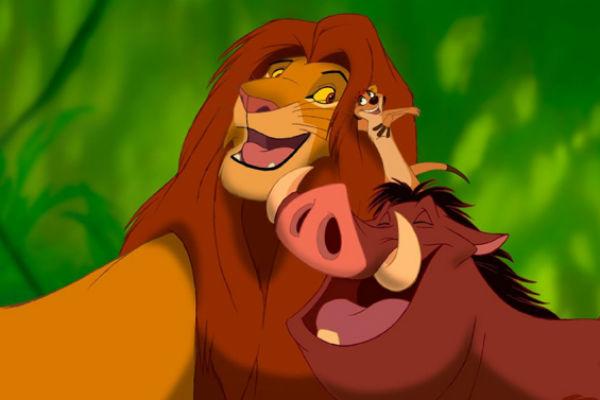 Lion King, film Disney terbaik sepanjang masa