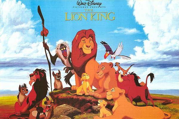 Fakta Film Disney The Lion King