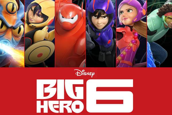 Big Hero 6 gunakan software Hyperion untuk pembuatannya